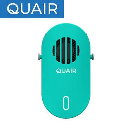 Picture of Quair Plasma Mini  Wearable Air Purifier  - Turquoise