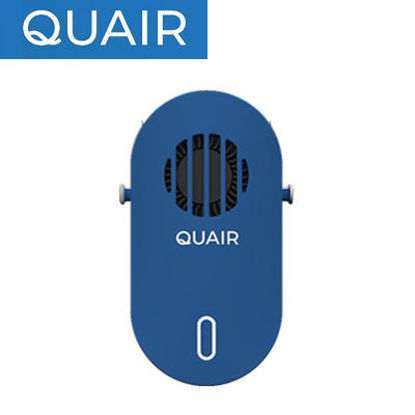 Picture of Quair Plasma Mini Wearable Air Purifier - Midnight Navy