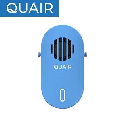 Picture of Quair Plasma Mini Wearable Air Purifier -Sky Blue