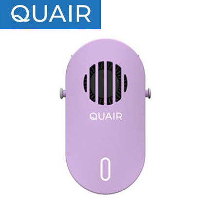 Picture of Quair Plasma Mini Wearable Air Purifier  - Sky Pink