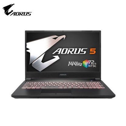 "Picture of Gigabyte Aorus 5 MB i7-10750H 8GB 512GB SSD 15.6"" GTX1650Ti 4GB Win10"