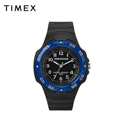 Picture of Timex Marathon Black Resin Watch For Unisex TW5M21200 Sports