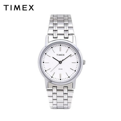 Picture of Timex Silver Stainless Steel Watch For Unisex TA319 Classics