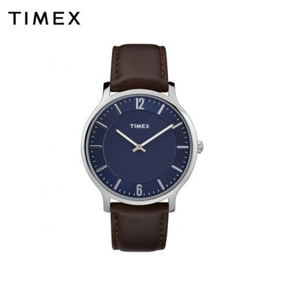 Picture of Timex Skyline Slim Watch for Men TW2R49900