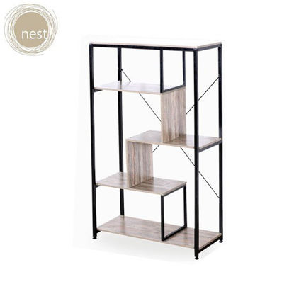 Picture of NEST DESIGN LAB Multi- Layer Display Shelve for Home & Office