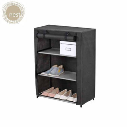 Picture of NEST DESIGN LAB Shoe Cabinet 3 Layer