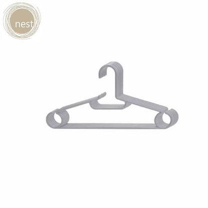Picture of NEST DESIGN LAB 5 Pcs Plastic Hanger