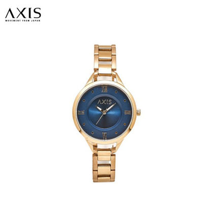 Picture of Axis Diana Gold Stainless Steel Watch For Women AH2295-1204