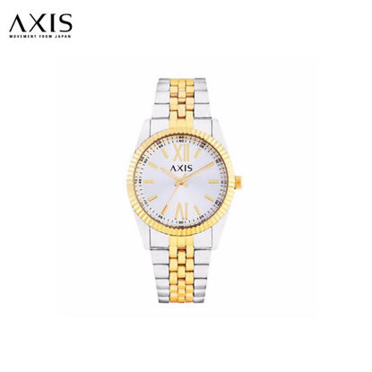 Picture of Axis Taylor Multicolor Stainless Steel ladies Watch AH2232-0903