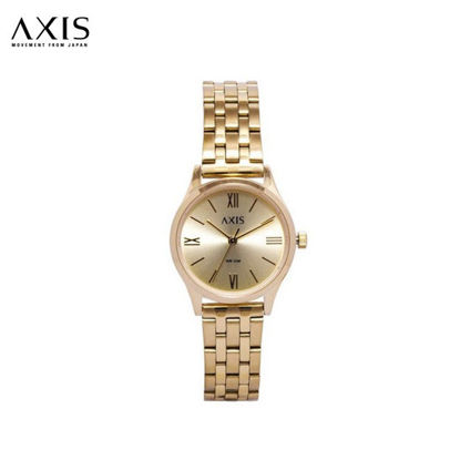 Picture of Axis Erica Ladies Gold Stainless Steel Watch AE2312-1216
