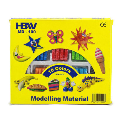 Picture of Hbw Clay Md-100 (10Colors)