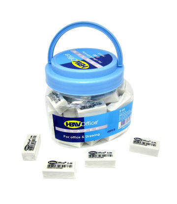 Picture of Hbw Mini Eraser (E-00) (In Plastic Jar)
