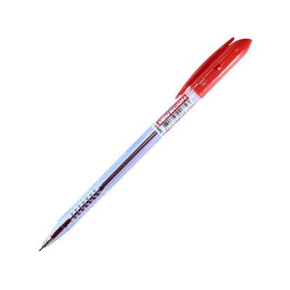 Picture of Hbw Scion Oil Gel Pen (Og8-1) 0.5Mm Red