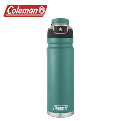 Picture of Coleman Free Flow Stainless Steel Seafoam 24oz