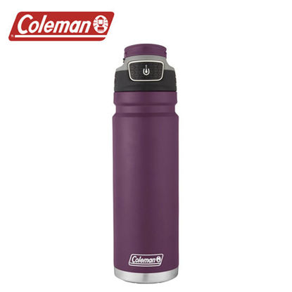 Picture of Coleman Free Flow Stainless Steel Violet 24oz