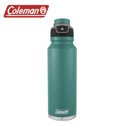 Picture of Coleman Free Flow Stainless Steel Seafoam 40oz