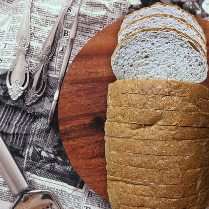 Picture of Manna Whole Wheat Brioche Loaf