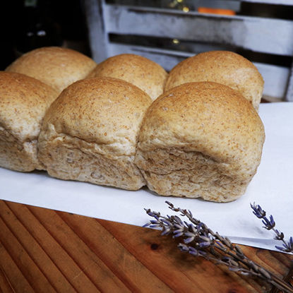 Picture of Manna Whole Wheat Dinner Roll