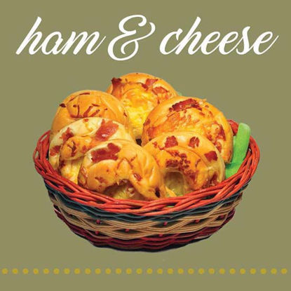 Picture of Manna Ham & Cheese Bread