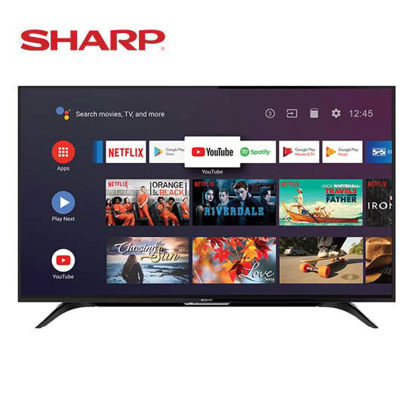 """Picture of Sharp 50"""" Smart Tv Android 2T-C50Bg1X"""
