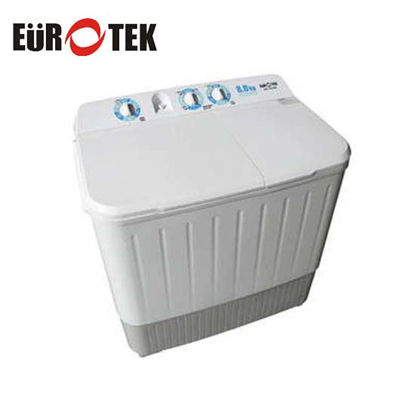 Picture of Eurotek Twin Tub 8.0Kg Washing Machine Etw-813W