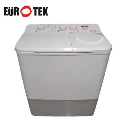 Picture of Eurotek Twin Tub 9.0Kg Compact Series Washing Machine Etw-919W