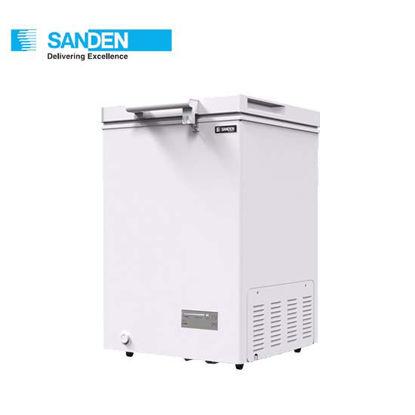 "Picture of Sanden 3.5""Cuft Hardtop Chest Freezer (100Liters) Snh-0105"