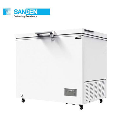 "Picture of Sanden 9.2""Cuft Hardtop Chest Freezer (260Liters) Snh-0265"