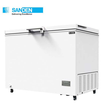 "Picture of Sanden 12.4""Cuft Hardtop Chest Freezer (350Liters) Snh-0355"