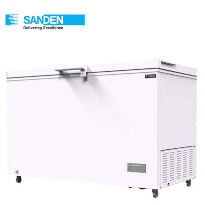 "Picture of Sanden 15.9""Cuft Hardtop Chest Freezer (500Liters) Snh-0455"