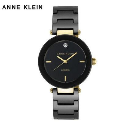 Picture of Anne Klein Diamond Ceramic Watch