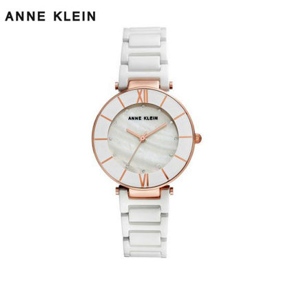 Picture of Anne Klein Rose Gold Ceramic Watch