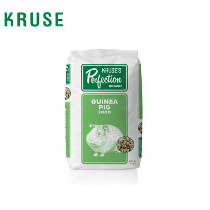 Picture of Kruse Guinea Pig Food  (18.1 kg) 40lbs
