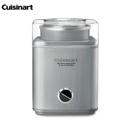 Picture of Cuisinart 2qts Pure Indiulgence Ice Cream Maker