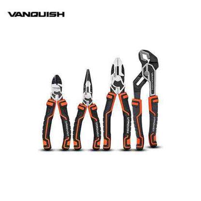 Picture of VANQUISH 4-Pieces Pliers Set