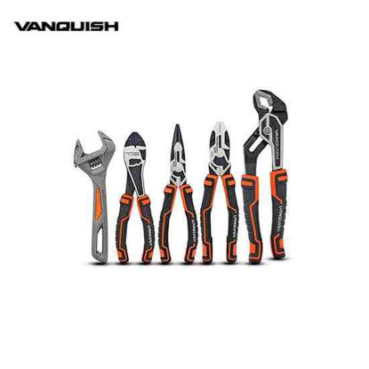 Picture of VANQUISH 5-Pieces Pliers Set