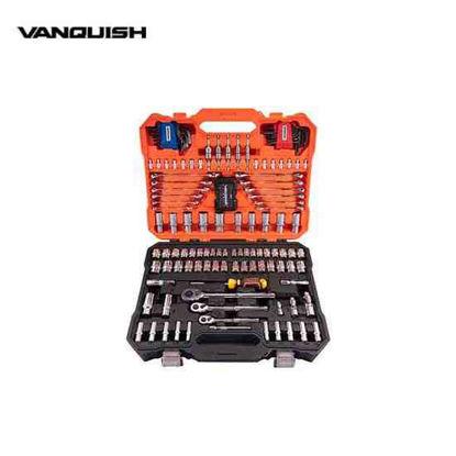 Picture of VANQUISH Mechanic Tool Kit Set of 153pcs