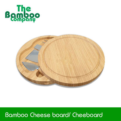 Picture of Bamboo Cheese Board
