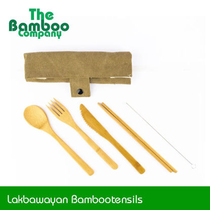 Picture of Lakbawayan Bambootensils