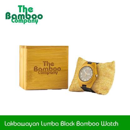 Picture of Lakbawayan Lumba Watch (black)