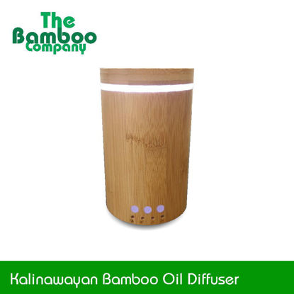 Picture of Kalinawayan Bamboo Oil difusser