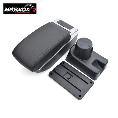 Picture of Megavox Car Accessories Mitsubishi Mirage G4 2014-2020 Armrest Console Box