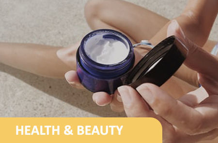 Picture for category Health & Beauty