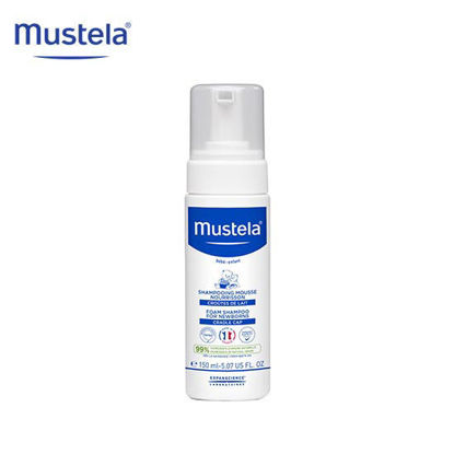 Picture of Mustela Foam Shampoo for Newborns 150ml