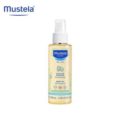 Picture of Mustela Baby Oil 100ml
