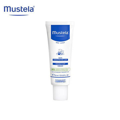 Picture of Mustela Cradle Cap Cream 40ml