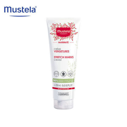 Picture of Mustela Stretch Marks Prevention Cream 250ml