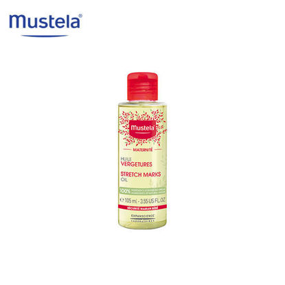 Picture of Mustela Stretch Marks Prevention Oil 105ml