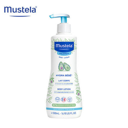 Picture of Mustela Hydra Bebe Body Lotion 500ml