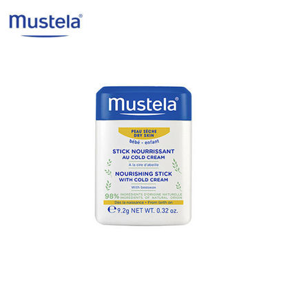 Picture of Mustela Nourishing Stick with Cold Cream 10grams
